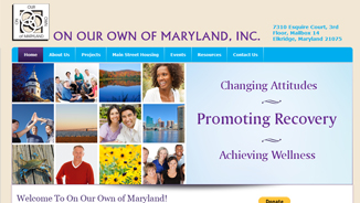 On Our Own of Maryland